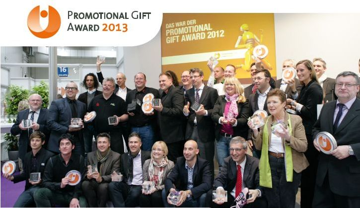 Clipboard011 - Promotional Gift Award 2013