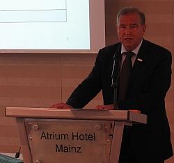 Der Vorsitzende des GWW-Vorstands: Patrick Politze.