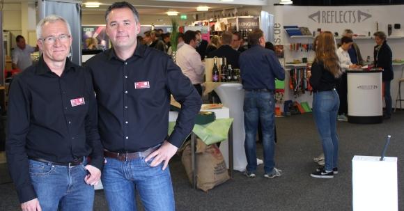 Die Geschäftsführer Dr. Michael Wilker (l) und Andreas Schewtzuck.