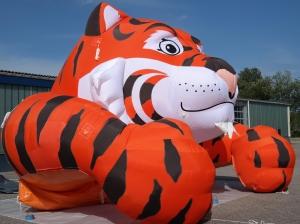 Mit dem bekannten Esso-Tiger startete Air promotion vor 30 Jahren seine Erfolgsgeschichte.