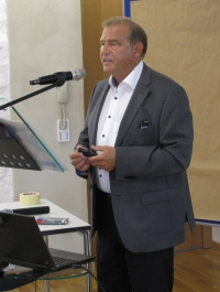 Der GWW-Vorsitzende Patrick Politze.