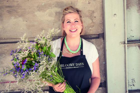 """""""Mehr Blume und weniger Grün"""", das liegt laut Franziska von Hardenberg, Gründerin von Bloomy Days, im Trend."""