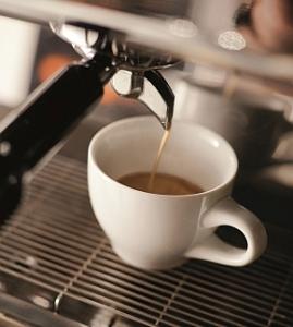 Besonderes Interesse der Besucher galt der eigens für Kaffeeliebhaber entwickelten Kollektion Café Sommelier