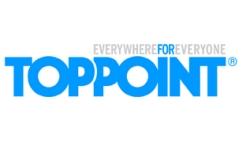 toppoint logo - Vertriebsmitarbeiter im Außendienst PLZ 0,1 & 2 sowie PLZ 3 & 4