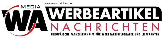 WA Media GmbH – Werbeartikel Nachrichten Logo