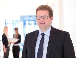 Mathias Schliep, Vorsitzender der Geschäftsführung Thimm Gruppe.