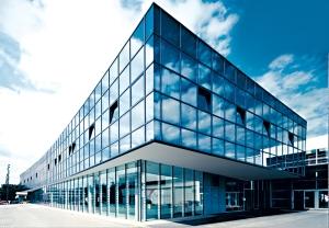 Austragungsort der creativ Salzburg: das Messezentrum Salzburg.
