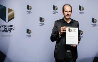 CEU, Berlin, 16.06.2016. Verleihung des German Brand Award 2016. Ausrichter und Veranstalter: Rat für Formgebung/German Design Council.