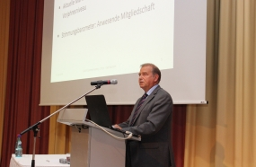 GWW-Präsident Patrick Politze.