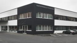 Der Unternehmenssitz in Meckenheim.