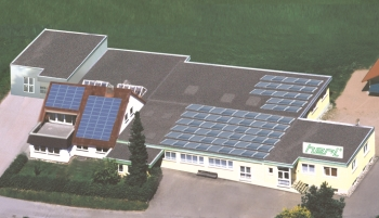 Neuer Sitz von emotion factory: das Gelände von Heri-Rigoni in Fischbach im Schwarzwald.