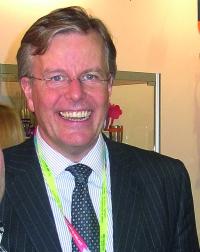 Rutger de Planque, Vorstandsmitglied von Mid Ocean Brands.