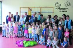 Nachwuchsförderung: Die Investition in die Zukunft ist für uma im malerisch gelegenen Kinzigtal eine Herzensangelegenheit.