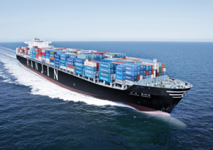 Bildquelle: Hanjin Shipping