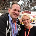 Klaas Jensen und Monique Fenner DAK Gesundheit - 55. PSI: Zuversichtlicher Start ins Werbeartikeljahr
