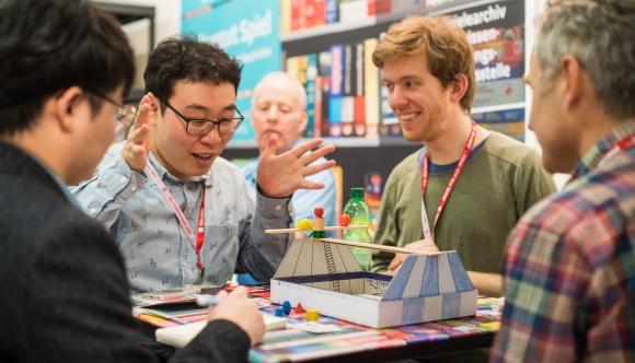 spielwarenmesse 580x332 - Spielwarenmesse 2017: Besucherplus und steigende Internationalität