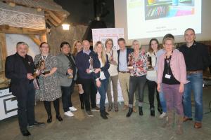 Gruppenbild 02 - Promo Swiss Award 2017: Sieben Gewinner ausgezeichnet