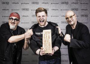 Quelle Rolling  - Karlowsky: Junge Wilde-Award 2017