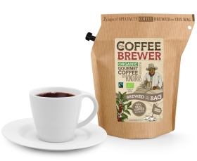 roemer Coffeebrewer - Römer Drinks: Kooperation mit The Brew Company