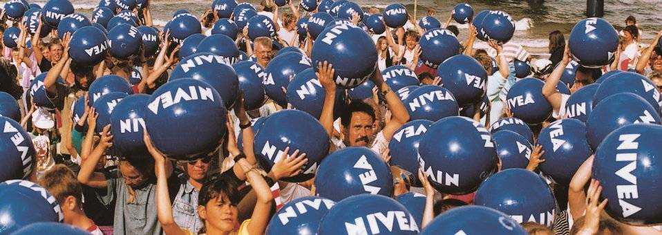 nivea - Hall of Fame: Der Nivea Ball