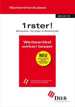 DIE6 Herbstkatalog 2012 - Werbeartikel im Marketing Mix