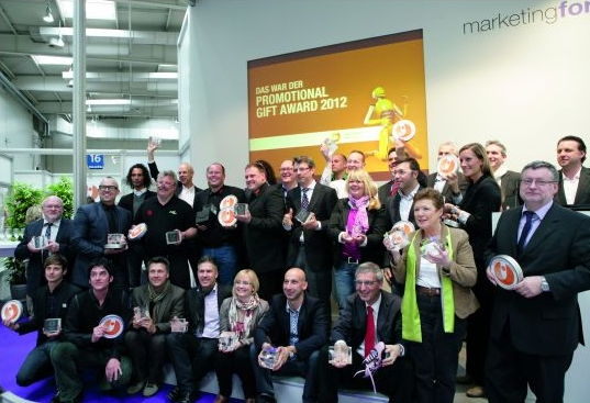 bild - Create the difference: Promotional Gift Award 2013
