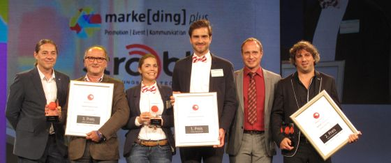 IMG 2883 - marke[ding] plus, A-Wels: Ein dickes Plus