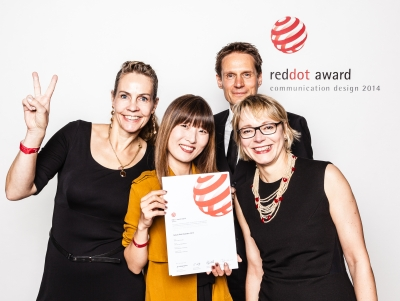 Antalis_Red Dot Communication Award_400x301
