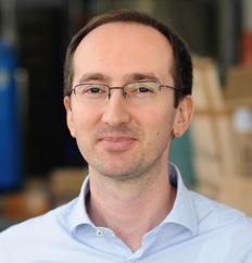 Ivica Baraba, Sales und Marketing Manager von PES, spricht fließend Deutsch.