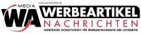 Werbeartikel Nachrichten Logo