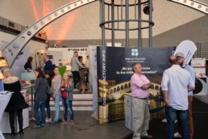 Ambiente mit Industriecharme: die Eventlocation Fahrwerk in Groß-Zimmern.