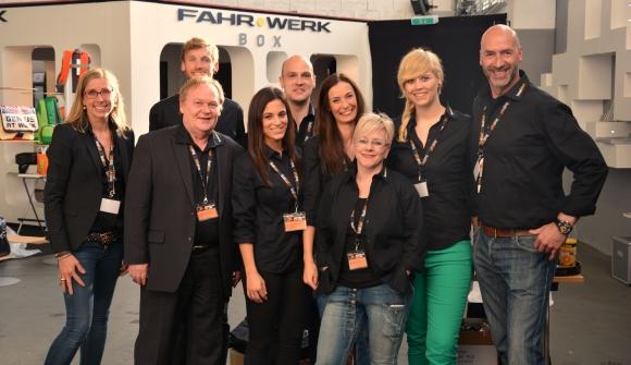 Das Team von headstart Marketing überzeugte mit persönlicher Betreuung.