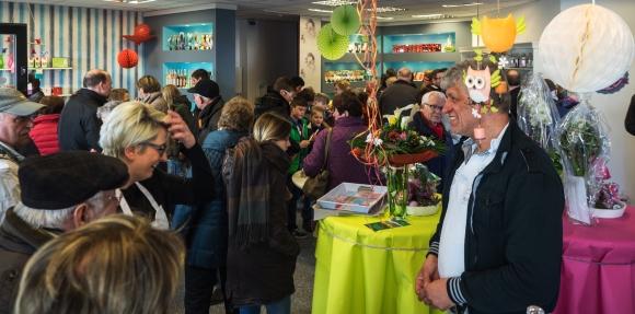 Die Ende März neu eröffnete Boutique Bikerie ist der erste chocri-Kooperationspartner im stationären Fachhandel.