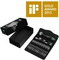 Für das Verpackungskonzept der Knarre Zyklop Speed erhielt Wera einen iF Design Award in Gold.