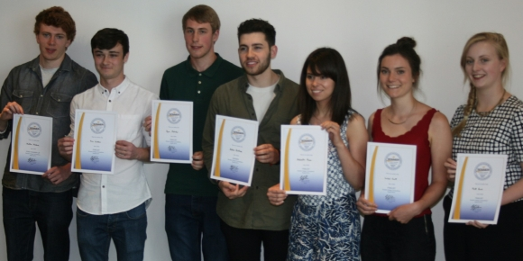 Die Gewinner der BPMA Student Design Awards 2015.