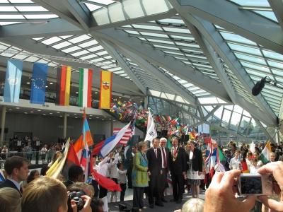 wccb einweihung 400x300 - World Conference Center Bonn feierlich eröffnet