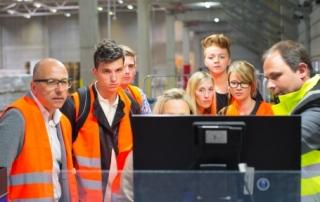 ztv logistikneu 580x287 320x202 - ztv: Neues Logistikzentrum in Krefeld