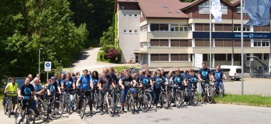 53 E-Bike Fahrer