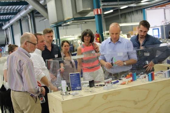 IMG 3707 - Lensen Toppoint: Tag der offenen Produktion