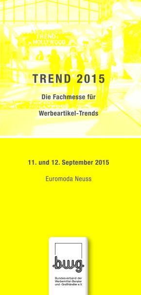 TREND2015_Titelseite