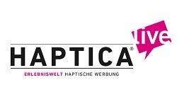 haptica live 250x154 - HAPTICA® live '16, Bonn: FDI Bonn wird neuer Kooperationspartner