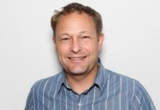 Timo Michalik, Geschäftsführer der Bücker GmbH, fasst seit Ende 2012 mit Fotoboden im Werbebereich Fuß.