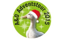 """Gans2 - A&O Adventstour 2015: """"Save your goose & the date"""""""