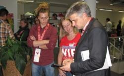 mitraco 1015 250x154 - Mitraco Tag der offenen Tür, A-Wien: Fußball im Fokus