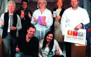 Team Haan 1 320x202 - Gastromea: Ideenreichtum frisch serviert