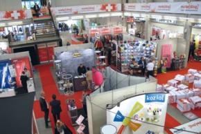Erfolgreiche Messemarke: Die marke[ding] Schweiz debütierte vielversprechend in Luzern.