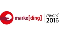 markeding award logo 2016 250x154 - marke|ding| award 2016: Startschuss gefallen