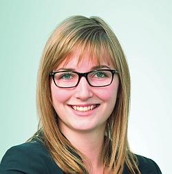 Johanna Kanngießer unterstützt das ChicoBag-Team im Marketing.