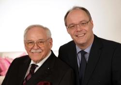 Horst (l) und Eckhard Baermann.