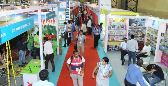 spielwarenmesse india 580x298 - Spielwarenmesse gründet Tochterunternehmen in Indien